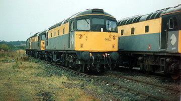 26002 withdrawn at Inverness in 1993. TZ