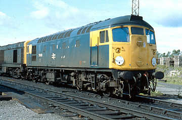 26006 at Millerhill on 05/07/80. David Hills