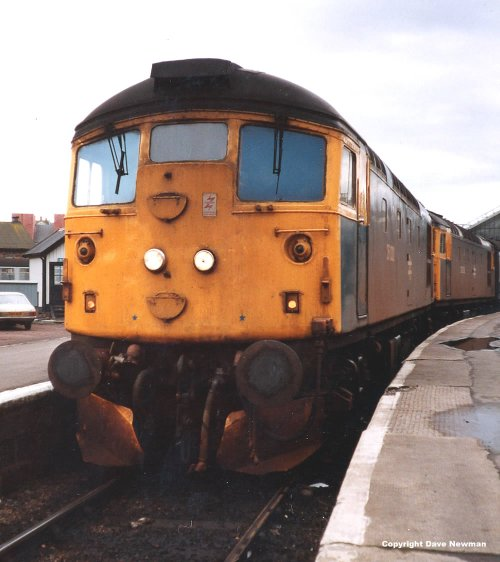 26032 and 26038 Dave Newman