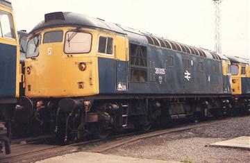 26005 at Millerhill. Steve Parrott